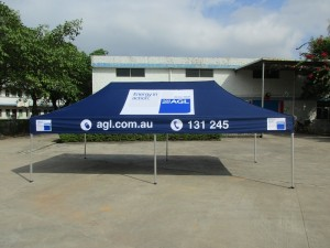 Sydney Corporate Marquees Printed