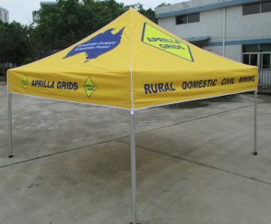 Printed Marquee 3mx3m