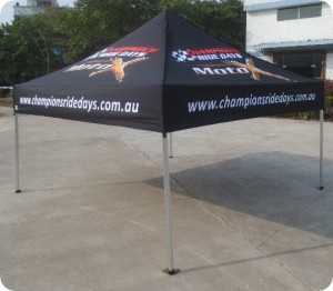 3mx3m Printed Marquee