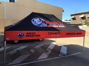 Printed 4.5mx3m marquee