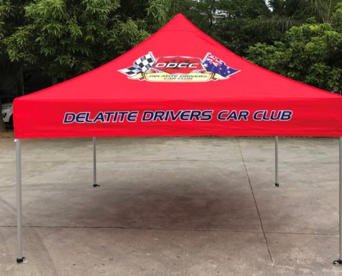 Branded Marquees