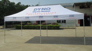 printed marquees