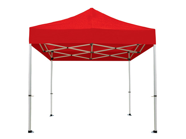 Small coloured gazebo tent