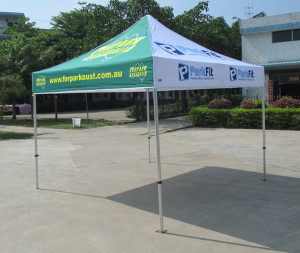 Branded Marquees _ 3 x 3