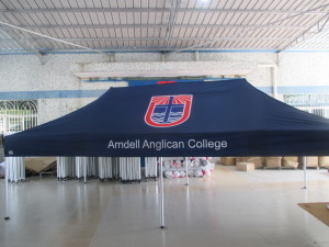 printed school marquees