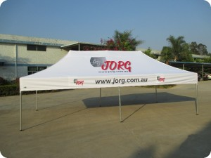Triathlon Marquee