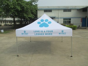 Branded Marquee 3 x 3