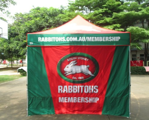 Rabbitohs Branded Sports Marquee
