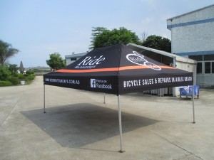Printed marquees 4.5 x 3