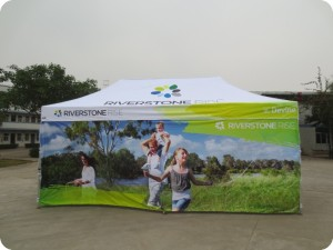 Printed Marquee 6mx3m