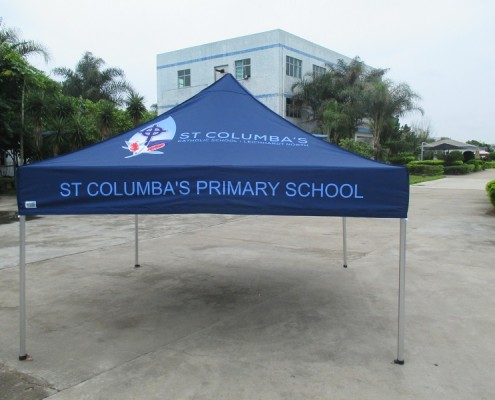 printed gazebo school