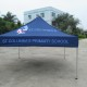 printed gazebo school 3mx3m