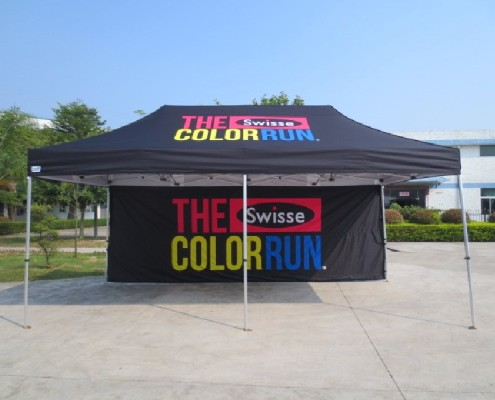 6x3 printed marquees