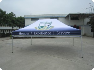 4.5mx3m Printed School Marquee 4.5mx3m