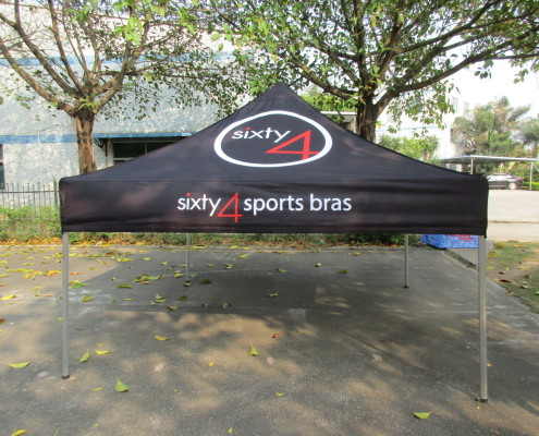 printed marquee sport