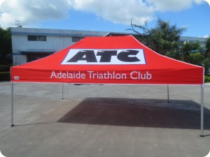 printed marquee triathlon