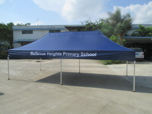 Printed School Marquee