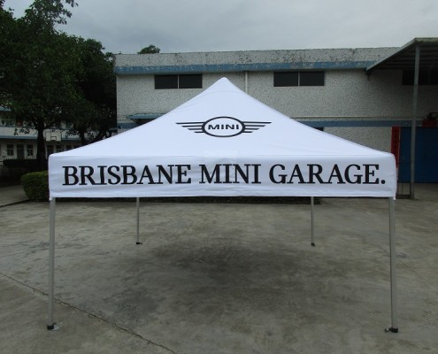 Brisbane Mimi corporate tent