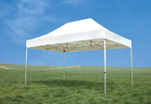 heavy duty white marquee
