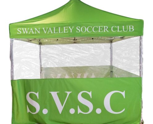 Swan Valley marquee