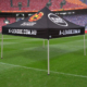 Hyundai A League branded promotional marquees