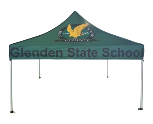 3mx3m printed school gazebo