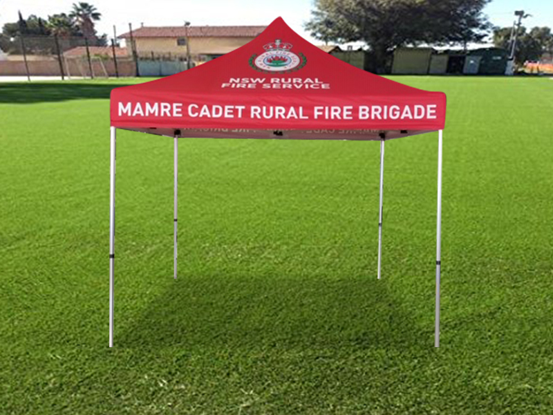 Mamre Printed Cadet Marquee 3mx3m
