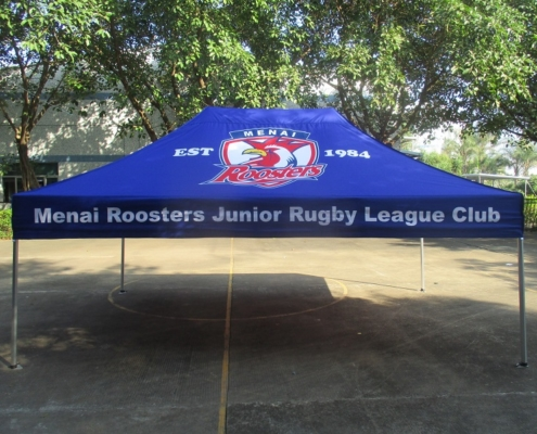 Rugby League Sports gazebo 4.5mx3m