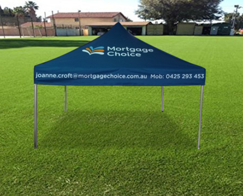 Printed Corporate Tent 3mx3m
