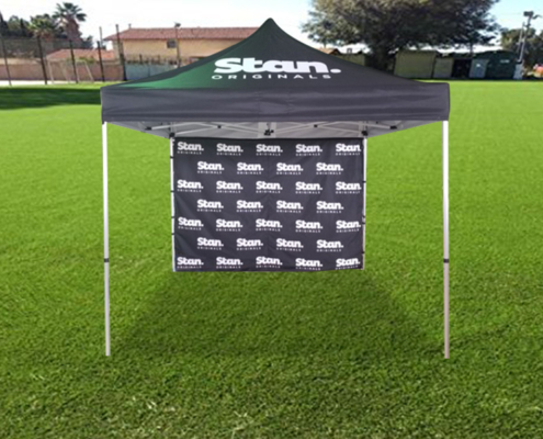 Stan printed gazebo 3mx3m